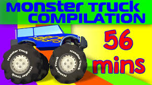 monster trucks kid video hd animation video youtube funtv monster truck kids videos d hd