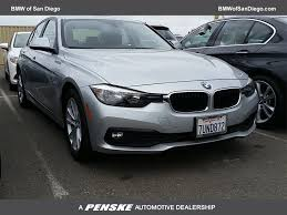 lexus of san diego parts 2016 used bmw 3 series 320i at bmw of san diego serving san diego