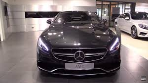 mercedes s63 amg review mercedes s63 amg coupe in depth review interior exterior