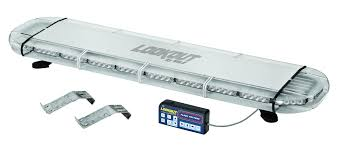 10 Watt Led Light Bar by Amazon Com Wolo 7900 A Lookout Gen 3 Technology Low Profile Led