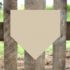 Home Plate Baseball by Baseball Homeplate Unfinished Cutout Wooden Shape