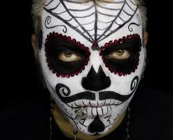 men halloween makeup 41 beautiful u0026 colorful sugar skull halloween makeup ideas