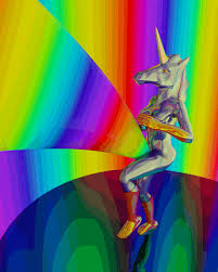 Gay Unicorn Meme - unicorn love gifs get the best gif on giphy