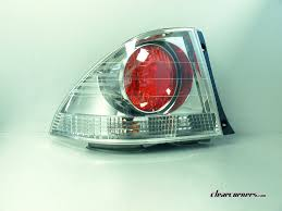 lexus is300 tail lights 00 05 lexus e1 is200 is300 altezzar u2014 super led tail lights