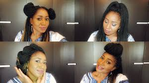 hairstyles with senegalese twist with crochet 10 ways i style my senegalese twist crochet braid youtube