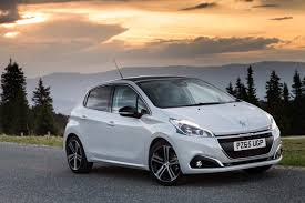 peugeot 208 2016 peugeot 208 gt midlands business news