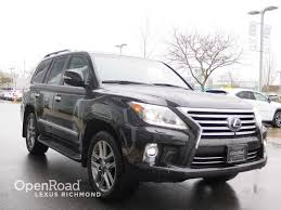 lexus is for sale bc used 2015 lexus lx 570 for sale in richmond bc openroad lexus