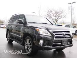 richmond auto lexus used 2015 lexus lx 570 for sale in richmond bc openroad lexus