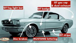 mustang gt verification 1965 1966 myrod com youtube
