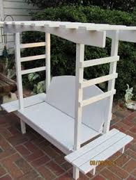 Easy Diy Pergola by Ana White Build A Outdoor Bench With Arbor Free And Easy Diy