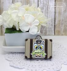 Suitcase Favors by Die Set Taylored Expressions Matchbox Accessories Suitcase