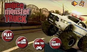 police monster truck android apps google play