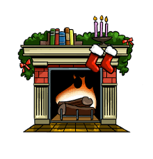 winter fireplace cliparts free download clip art free clip art