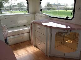 Caravan Interiors Caravan Details Roma Caravans