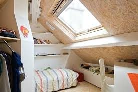 chambres sous combles deco comble chambre a coucher decoration deco chambre ado sous