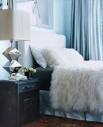 Light Blue Bedroom by Interior Decorating With Sky Blue Color For Spacious Look And Airy