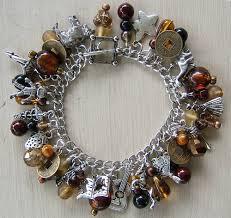 themed charm bracelet browncoat bracelet firefly themed charm bracelet jewelry and