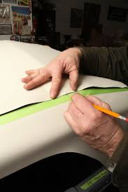 Sewing Upholstery By Hand Making A Roadster Top For 1933 34 Fords Rod Network
