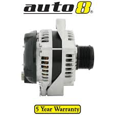 alternator fits toyota hilux d4d 3 0l turbo diesel 1kd ftv 2005 15
