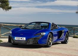 mclaren mc1 mclaren 650s spider convertible 2014 features equipment and
