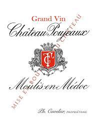 Conservation Vin Rouge Château Poujeaux Moulis U2013 Chateau Com
