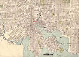 Jhu Campus Map Baltimore Map Maps Baltimore Maryland Usa