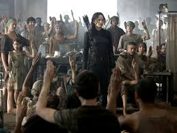 how the hunger games became a global symbol of resistance little