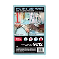home depot graphic design jobs hdx 9 ft x 12 ft 0 7 mil drop cloth 3 pack dchd 07 3 the home