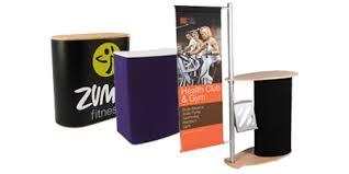 Exhibition Reception Desk Portable Exhibition Furniture Event Furniture Display Wizard