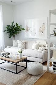 Tisch Im Wohnzimmer Heller Dekor Sitzkissen Brauner Tisch Kissen Mit Muster Und