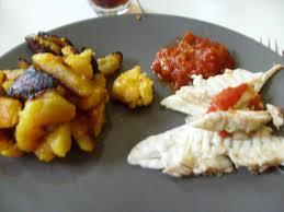recette bananes plantains avec du poisson braisé 750g