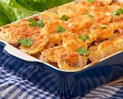 cuisine az tartiflette recette tartiflette aux carottes sauce tomate et gruyère facile