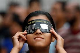 safely view total solar eclipse