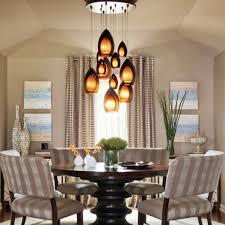 wonderful chandelier lights for dining room modern dining room