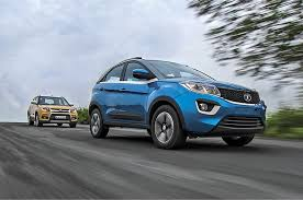 comparaison siege auto 2017 tata nexon vs maruti vitara brezza comparison autocar india