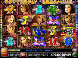 casino technology butterfly dreaming penthouse slots game