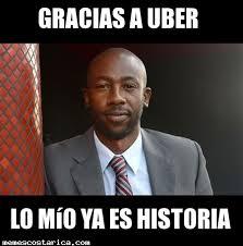 Meme Uber - gracias uber memes costa rica
