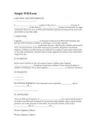last will and testament template tristarhomecareinc california ktn