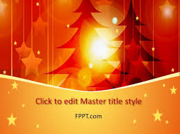 free christmas powerpoint templates