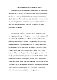 obesity essay thesis essay about obesity research essay on obesity in america obesity essay what are the causes of childhood obesity