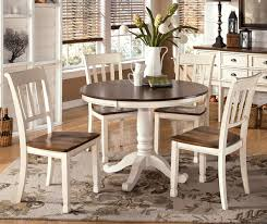 Rolling Dining Room Chairs by Beautiful Circular Kitchen Table Including Standard Height Awesome