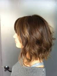 hairstle longer in front than in back this is the length i want makeup beauty pinterest