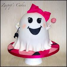 best 25 ghost cake ideas on pinterest cute halloween cakes
