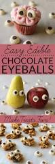 easy edible chocolate eyeballs bren did