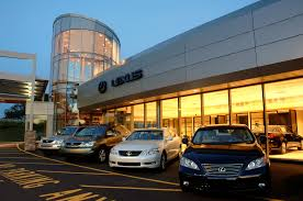 lexus dealership design lexus of lehigh valley iron hill construction management