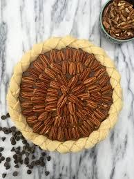 thanksgiving chocolate maple dark chocolate pecan pie golden barrel