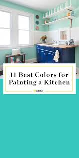which colour is best for kitchen room the 11 best bright colors for painting a kitchen