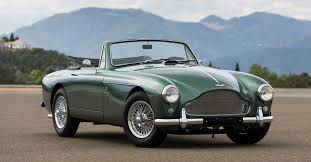 green aston martin vintage corner aston martin db2 and db2 4 premier financial
