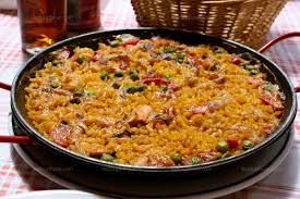 cuisine traditionnelle espagnole monde chorizo dans la paëlla les espagnols furieux contre