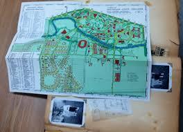 Michigan State Campus Map Scrapbooks Archives Msu